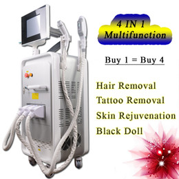 Home Hair Removal Ipl Laser Canada - Most Popular multifunction ipl shr hair removal machine laser tattoos equipment salon home beauty machine spa equipment 300000 shots
