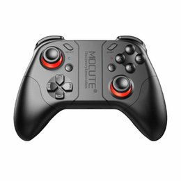 Discount android wireless bluetooth gamepad game controller - Mocute 053 Bluetooth Gamepad Android Joystick PC Wireless Controller Remote VR Game Pad for PC Smart Phone