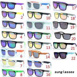 Resin Blocks Wholesale Canada - Brand Designer Sunglasses Men Women Unisex Spied Ken Block Helm Sunglasses Fashion Sports Vacation Eyeswear Multicolour Full Frame Glasses