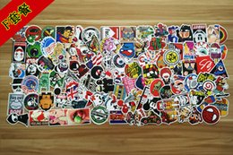hot sale Pack New Car Stickers Skateboard Guitar Travel Case bicycle motorcycle sticker Car decal individuality fashion sticker 100pcs from twist cartoon suppliers