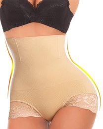 92015c1bf7 NINGMI Sexy Butt Lifter for Women High Waist Trainer Shapewear Tummy  Control Panties Slimming Pants Brief Lace Pulling Underwear