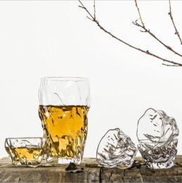 $enCountryForm.capitalKeyWord Australia - Special design Clear glass Wine cup Whisky glasses mug set Champagne Glass for Wedding Birthday Party Banquet Events #125