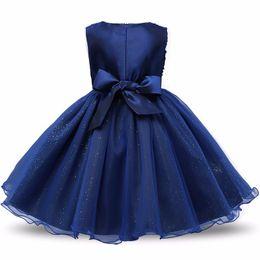 $enCountryForm.capitalKeyWord Australia - Princess Flower Girl Dress Summer Tutu Wedding Birthday Party Kids Dresses For Girls Children's Costume Teenager Prom Designs