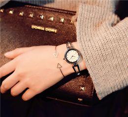 $enCountryForm.capitalKeyWord Australia - New glass new girl watch elegant simple fresh temperament girl watch