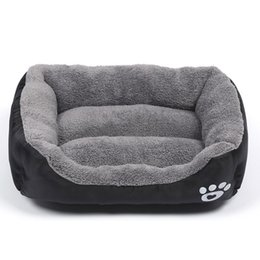 $enCountryForm.capitalKeyWord UK - Comfortable Pet Dog Bed Sleep Warm Teddy Cat Puppy Sofa House Mat Fall Winter Warm Kennel Drop shipping