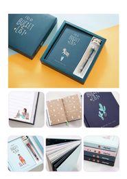 Personal Cartoons Australia - Kawaii Cute A7 Paper Notebook Coil Note Book Cartoon Spiral Planner Organizer Personal Travel Diary Journal Composition Books