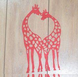 Опт смешайте стикеры окна / двери украшения дома 12kinds на рождество / фестиваль