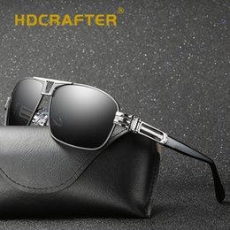 Suertree Gafas de sol Gafas de sol Mirror HD deportivas polarizadas Gafas a prueba de viento Hombres Sombras de monta/ña