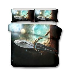 China Bedding Star Trek Beyond Printed Duvet Cover Bedding Set 3D suppliers