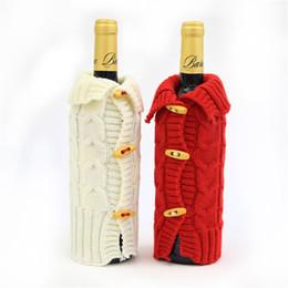 $enCountryForm.capitalKeyWord Australia - endant & Drop Ornaments Hoomall Wine Bottle Covers Santa Claus Snowmen Elk Cartoon Home Dinner Party Table Decor Christmas Decoration...