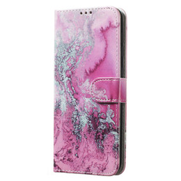 $enCountryForm.capitalKeyWord UK - 2019 new marble double-sided pu leather case can be inserted into the credit card phone case, suitable for samsung A20E S10 5G