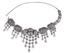 US Warehouse euramerican popular Bohemian gold coin tassel plated silver waist chain female adorn article waist chain women Jewelry Gif