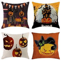 $enCountryForm.capitalKeyWord Australia - Pillow Cases For Wedding Durable Home Decor Halloween Pumpkin Throw Pillow Cover Pillowcases Decorative Sofa Cushion Cover K809