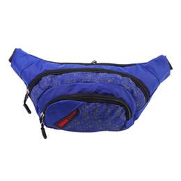 Cellphone Keys UK - Running Cycling Waist Bags Fanny Pack Women Men Zipper Phone Case Pouch Holder Gym Bag For 6.6 Inch Cellphone Money Keys New
