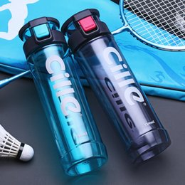 $enCountryForm.capitalKeyWord NZ - Portable Sports Bottle Plastic Flasks Water Bottle - 730ML, BPA Free Leak Proof, For Outdoor Camping Hiking Drinking Tea Juice