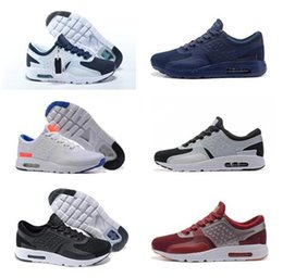 ShoeS men max 87 online shopping - Zero essential QS Newest Airs Small Airpillow Walking Shoes Men Women Fashion maxes Airs Half Palm Outdoors Sneakers