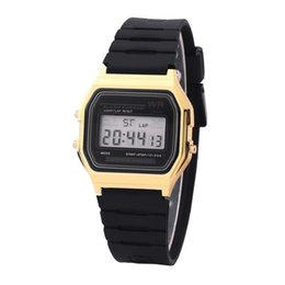 $enCountryForm.capitalKeyWord NZ - How Soft Function Led Wrist Watch Outdoor Sport Noctilucent Lamp Electronics Wrist Watch