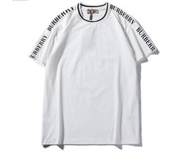 a5745c348a Mens Fashion Clothing Summer Designers T Shirts Mens Tees Luxurys Tops  Brand Letter Pattern New Arrivals Tshirt Casual Tees for Couple