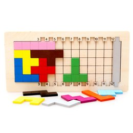 $enCountryForm.capitalKeyWord Australia - Baby Educational Toys Katamino Blocks Wood Learning Tetris Blocks Tangram Slide Building Blocks Children Wooden Toys GiftMX190820