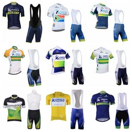 Mtb Clothing Sale Australia - ORICA EDGEGREEN team Cycling Short Sleeves jersey bib shorts sets Hot Sale Summer MTB Bicycle Clothing 3D Gel Pad Sportswear U41632