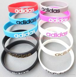 $enCountryForm.capitalKeyWord Australia - New lot 50pcs alloy clothing logo Wristband Bracelet Master Roshi Sports ring Cosplay Silicone Bracelet Gift free shipping