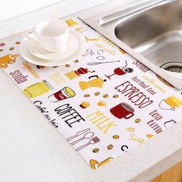 $enCountryForm.capitalKeyWord NZ - Table Drawer Paper Oil-proof Moisture-proof Pad Waterproof Mat No Slid Dining Bar Tools Shelf Liner Paper Kitchen Gadgets