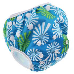 Bebê Cartton Swim fraldas Reuseable lavável ajustável para Swimming Lesson em Promoção
