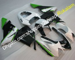 $enCountryForm.capitalKeyWord Australia - Motorcycle Fairing For Kawasaki ZX-10R Cowling ZX 10R NINJA 04 05 ZX10R 2004 2005 Motorbike Body Aftermarket kit (Injection molding)