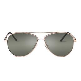 Uva Uvb sUnglasses online shopping - Copper nickel Alloy Sunglasses Men Polarized Lens Pilot Sun Glasses Women Glasses UVA UVB Brand Sunglasses for fishing Y
