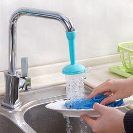Water Faucet Kitchen Australia - Kitchen Creative Water Saving Kitchen Faucet Sprayers Adjustable Tap Filter Nozzle Swivel Spout Faucet Bathroom Accessories