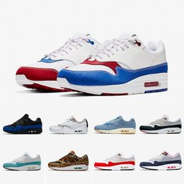 Cheap work shoes online shopping - Cheap Atmos Work Blue s Men women Running Shoes s Trainers OG Anniversary Parra Animal Pack Leopard Sports Designer Sneakers