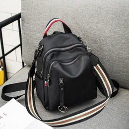 e79651e403fb Free Shipping 2019 New Fashion Backpacks Trend Korean Version Women Bag  Casual Shoulders Bag Simple Woman Shoulder Bag