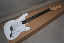 ebony fingerboard Australia - Top quality Hot selling Stratocaster Guitar 6 Strings Ebony fingerboard Electric Guitar