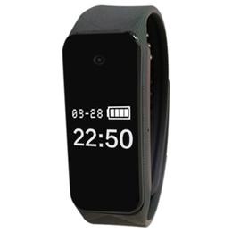 $enCountryForm.capitalKeyWord Australia - New Hd 720P Power Display Silent And Light Press Contact Ultra-Thin Camera Bracelet Wifi Video Recorder Smart Wristband Can Su