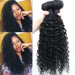 $enCountryForm.capitalKeyWord Australia - Lucky Queen 8a Indian Deep Wave 3 Bundles Unprocessed Indian Virgin Human Hair Extensions Natural Color Mixed Length Free Shipping