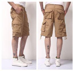 $enCountryForm.capitalKeyWord Australia - Cargo Shorts Men Cool Camouflage Summer Hot Sale Cotton Casual Men Short Pants Brand Clothing Comfortable Camo Men Cargo Shorts