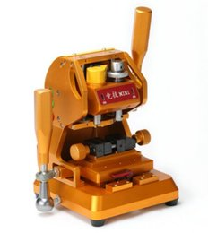 vertical key machine 2019 - JINGJI Mini Vertical Key Cutting Machine Refined Version Key Making Machine cut keys precisely with a calibration system