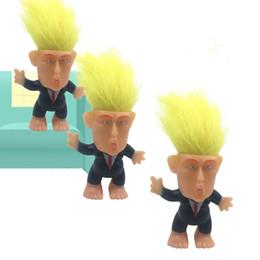 $enCountryForm.capitalKeyWord Australia - 6cm Donald Trump Action Figures Doll funko pop Kids toy Girls Funny Gift Christmas zx0021