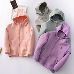2fb1001ec57 stylish kids clothes kawaii kids baby girl boy rabbit cartoon hoodie tops  warm clothes coat outfits roupas infantis 4de17
