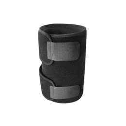 555777eb29 Outdoor Sports Leg Sleeve Support Brace Knee Pads Kneepad Basketball Sport  Compression Calf Stretch Brace Thigh Skin Protector