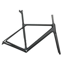 $enCountryForm.capitalKeyWord Australia - 2019 NEW FM009 flat mount disc frame EPS Tech Mold Toray T1000 Carbon Bicycle Road Frame Disc Brake bicycle fram bike frame