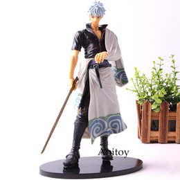 $enCountryForm.capitalKeyWord Australia - Master Stars Piece Silver Soul Sakata Gintoki Gintama Figure Action PVC Collection Model Toys