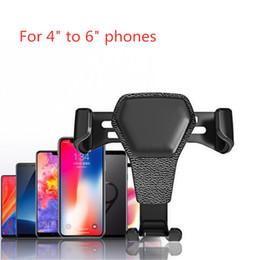 FIRECLUB Yaratıcı Araç Telefonu Tutucu Telefon Içinde Araba Için Hava Firar Dağı Standı Cep Telefonu Tutucu Evrensel Smartphone Cep Desteği