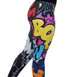 $enCountryForm.capitalKeyWord NZ - NEW Fitness Clothing Women Sports Running Gym Leggings Girls Lady Vintage Floral Printed Elastic Band Breathable Yoga Pants #Ju #40442