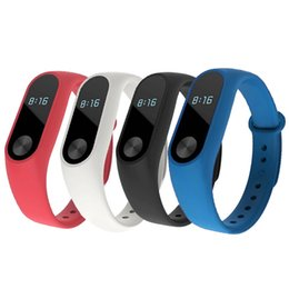 Wholesale 2019 NEW Color Bracelet Strap for Xiaomi Mi Band Smart Bracelet Gaitmeter Accessories