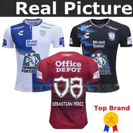 22dfc0794 Manchester United Jersey Canada - PACHUCA soccer jersey 18-19 SEBASTIAN  PEREZ 08  GUTY