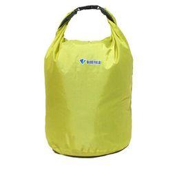 0682c147d9b8 Portable 10L 15L Drifting Bag Nylon Waterproof Bag Dry Sack Dive Beach Rafting  Storage Pouch Swimming Drop Shipping A30