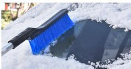 $enCountryForm.capitalKeyWord Australia - Automotive snow shovel multi - function vehicle snow - clearing magic glass defrosting scraping deicing brush winter snow cleaning tool