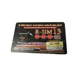 $enCountryForm.capitalKeyWord UK - Newest RSIM13 iPhone unlocking smart R-Sim card for iPhone xmax iPhone8 iPhone 7 plus and i6 unlocked iOS 12.x-7.x 4G unlock