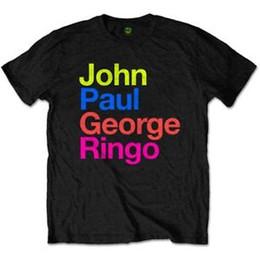 $enCountryForm.capitalKeyWord Australia - XL Black Men's The Beatles Jpg&r Pepper Suit Colours T-shirt - Mens Jpgr Tshirt